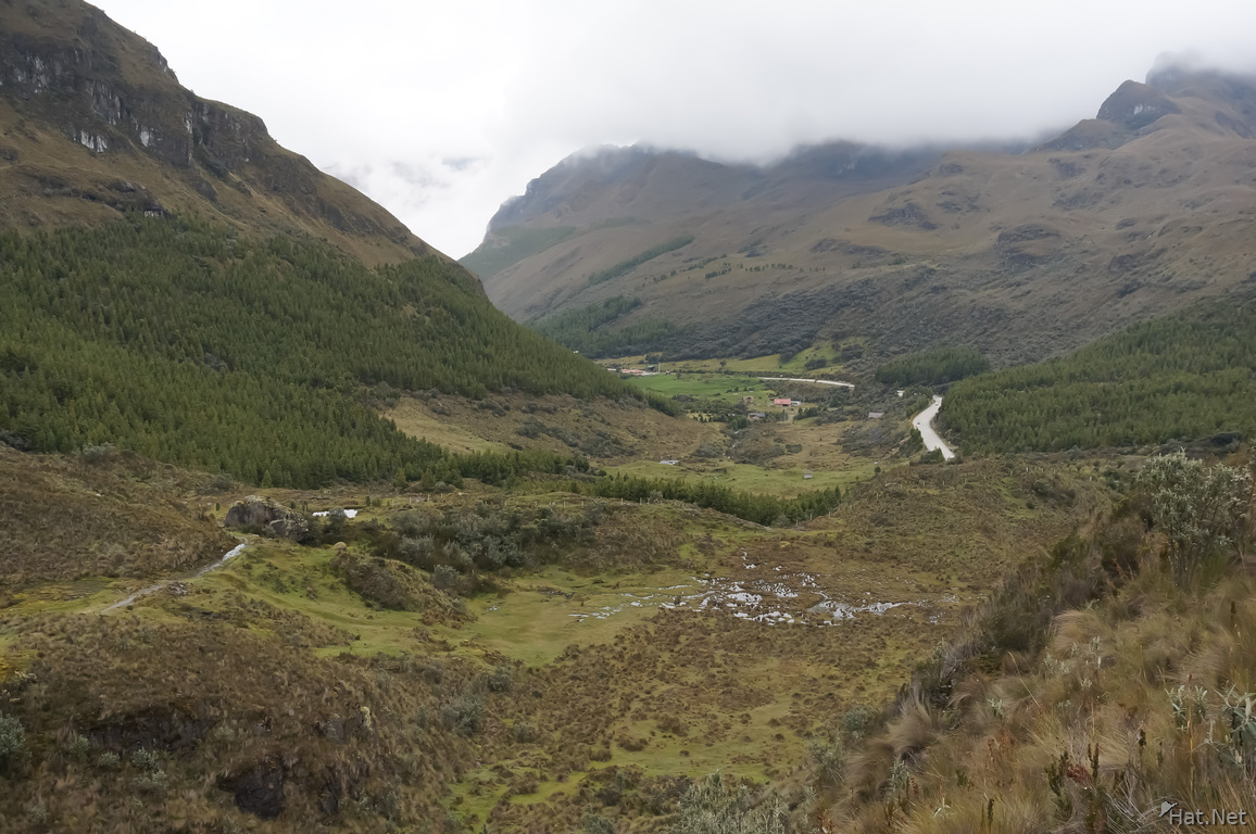 Cajax National Park near Cuenca