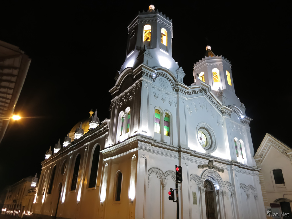 White Church of Cuenca