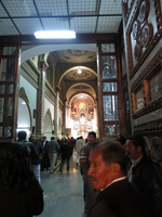 Wedding in San Blas Church of Cuenca Cuenca, Ecuador, South America